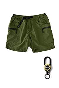 【ROOT CO.】GRIP SWANY GEAR SHORTS Collaboration Model (ダークオリーブ/S)