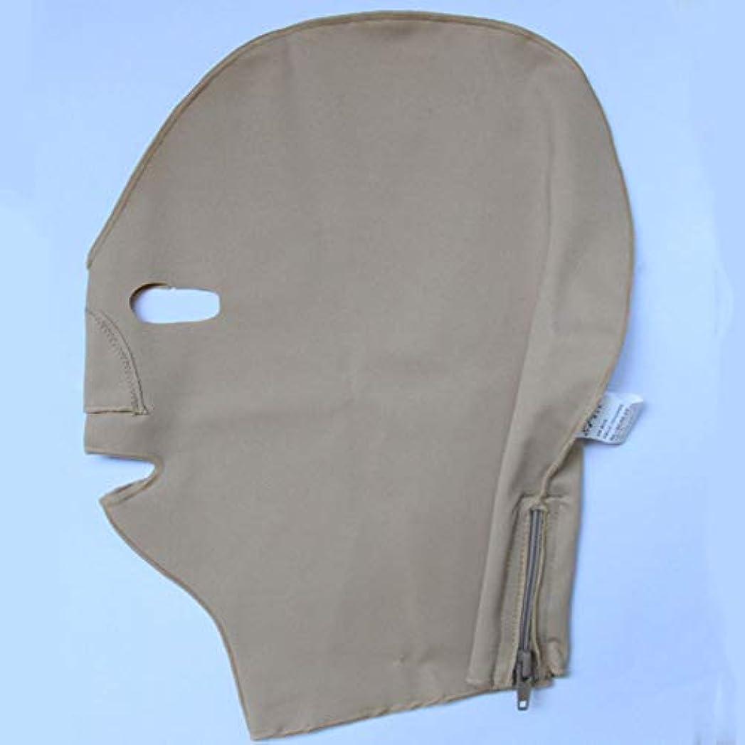 闇機械的に義務づけるフェイスリフティングツール、顔用美容フェイスリフティングマスク/引き締めフェイスリフティングデバイス/フェイスリフティングベルト/フェイスリフティング包帯,M