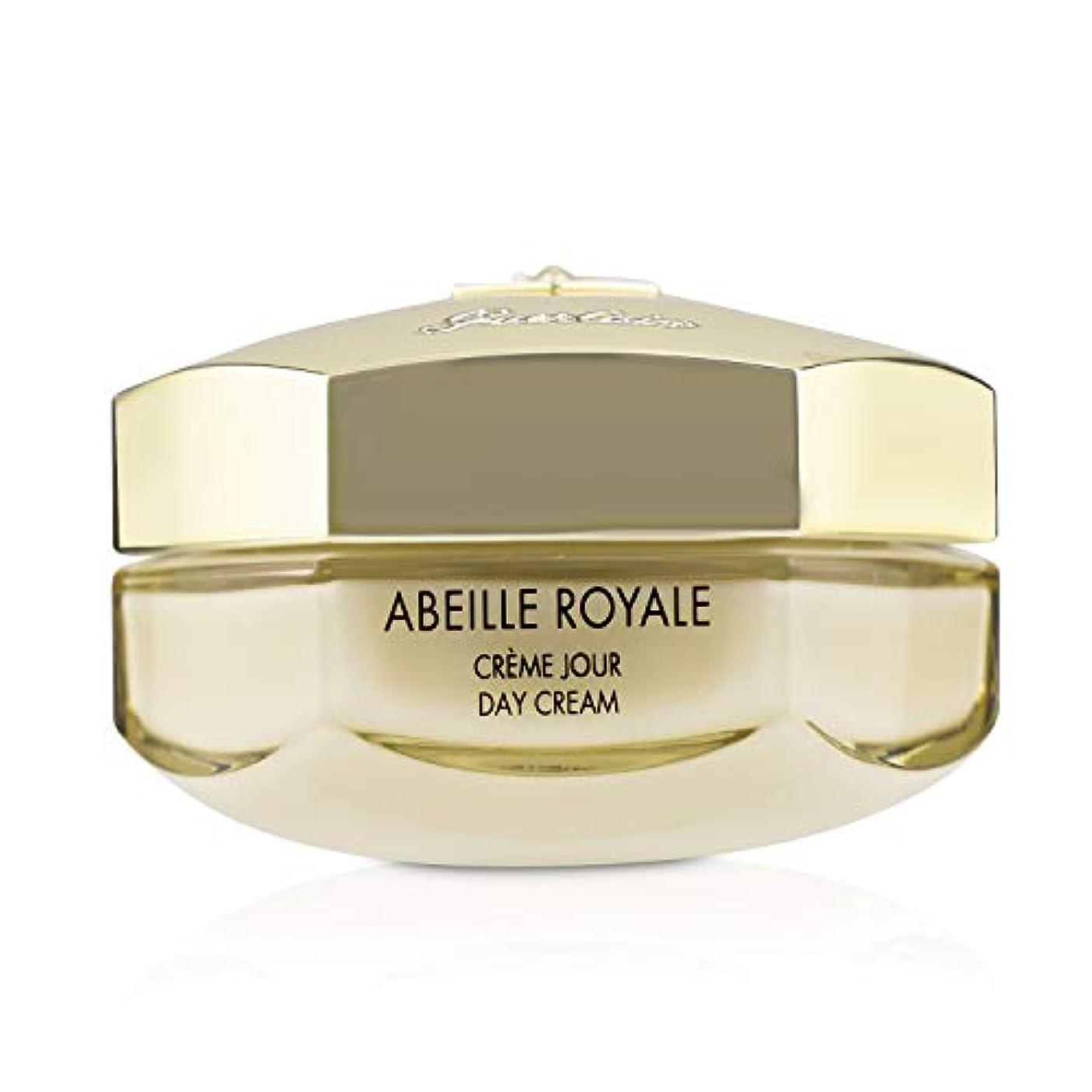 達成する怒り作物ゲラン Abeille Royale Day Cream - Firms, Smoothes & Illuminates 50ml/1.6oz並行輸入品