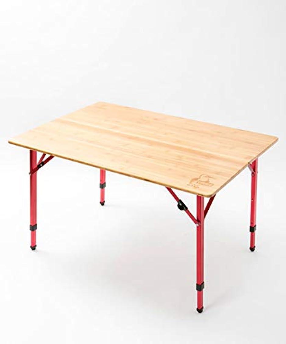 チーズカートン最大のチャムス CHUMS バンブー テーブル 100 BAMBOO TABLE 100 アウトドア キャンプ CH62-1361