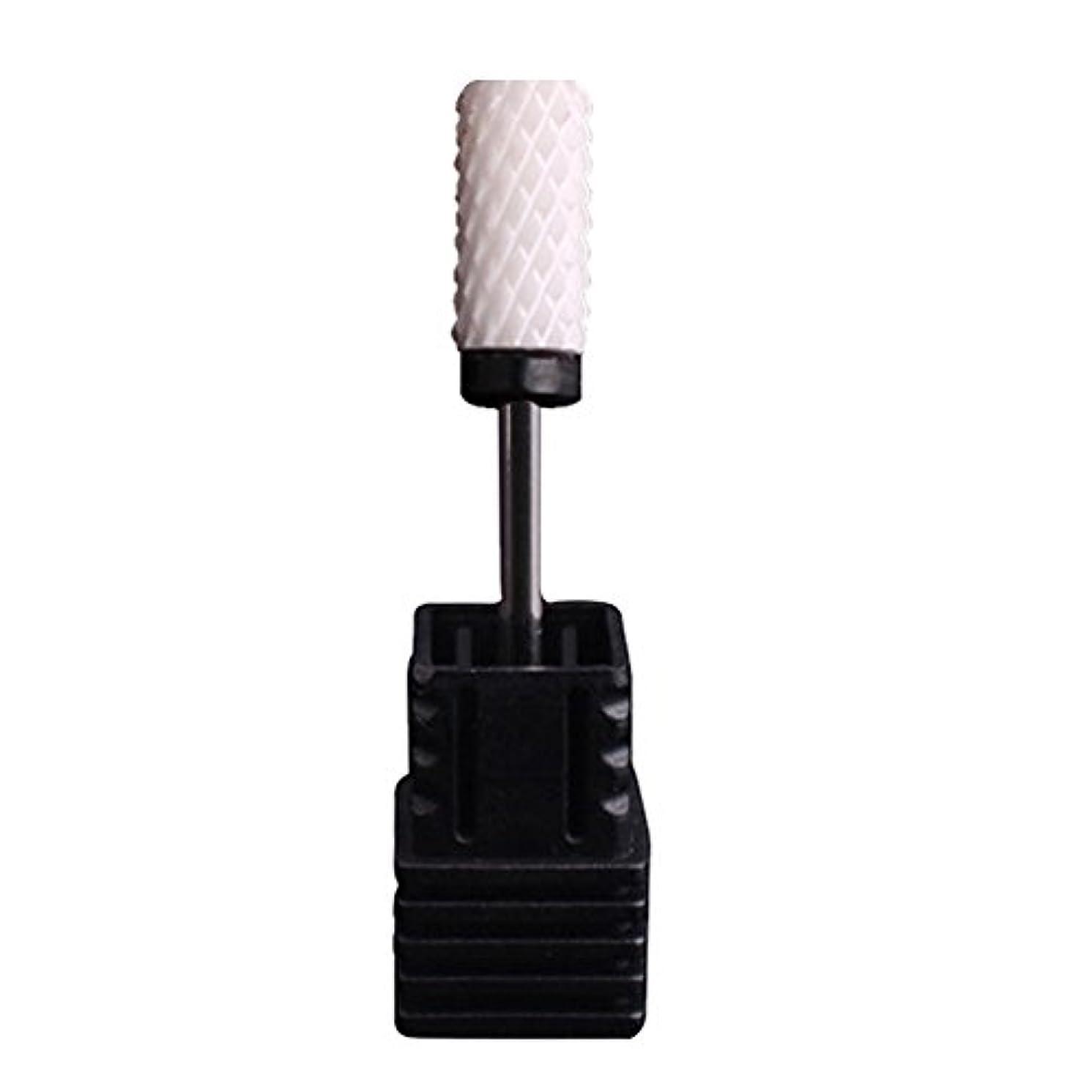 潤滑する機械母音TerGOOSE 陶磁器ドリルビット ネイルマシンビット 研削ネイル ネイルドリルビット ネイルマシーン用ビット 爪ドリルビット 交換用品 耐摩耗性 耐腐食性 高硬度 硬質セラミックドリルビット(XC)