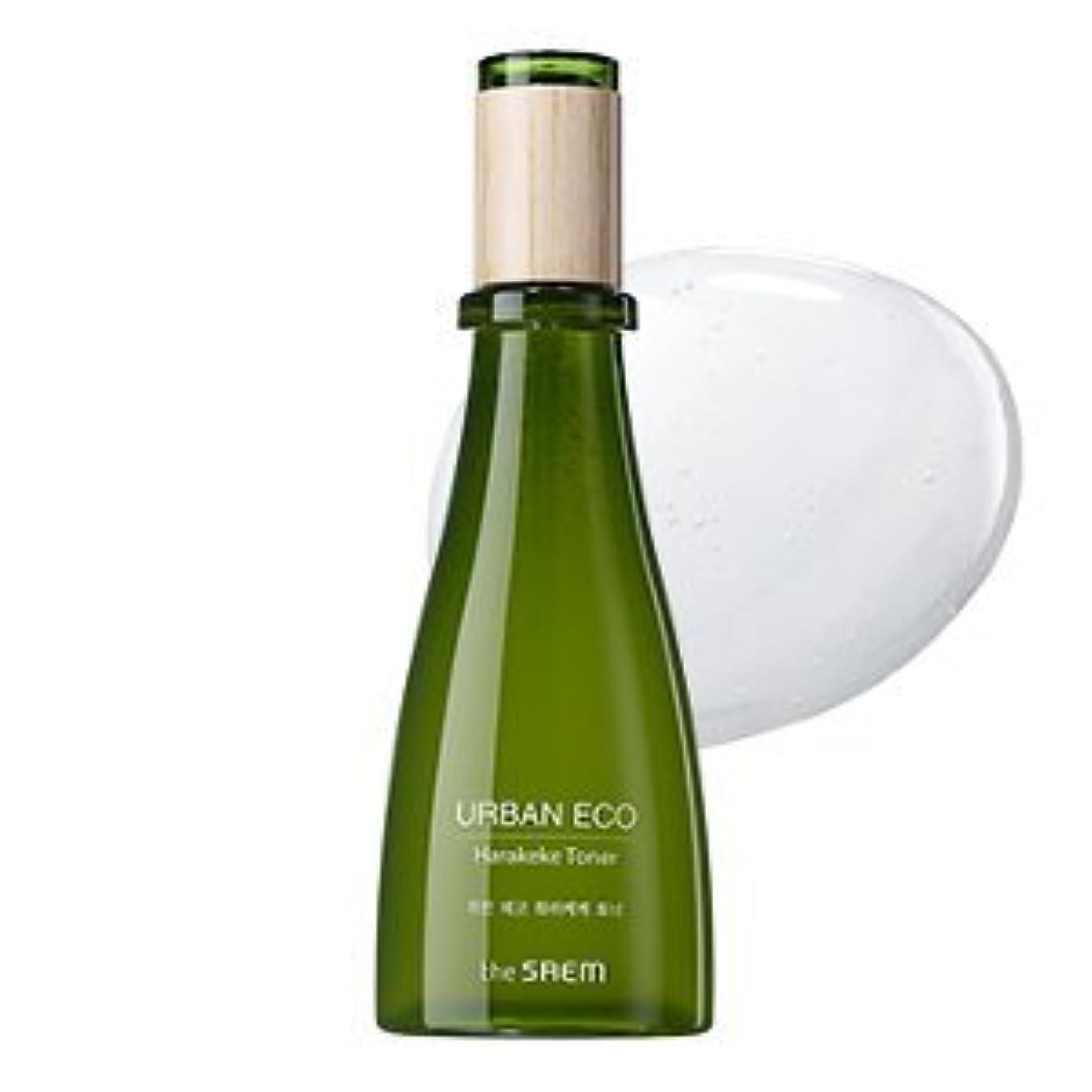 [NEW] The Saem Urban Eco Harakeke Toner 180ml / ザセム アーバンエコ ハラケケ トナー [並行輸入品]