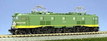 KATO Nゲージ EF58 初期形大窓ヒサシ付 青大将 3048 鉄道模型 電気機関車