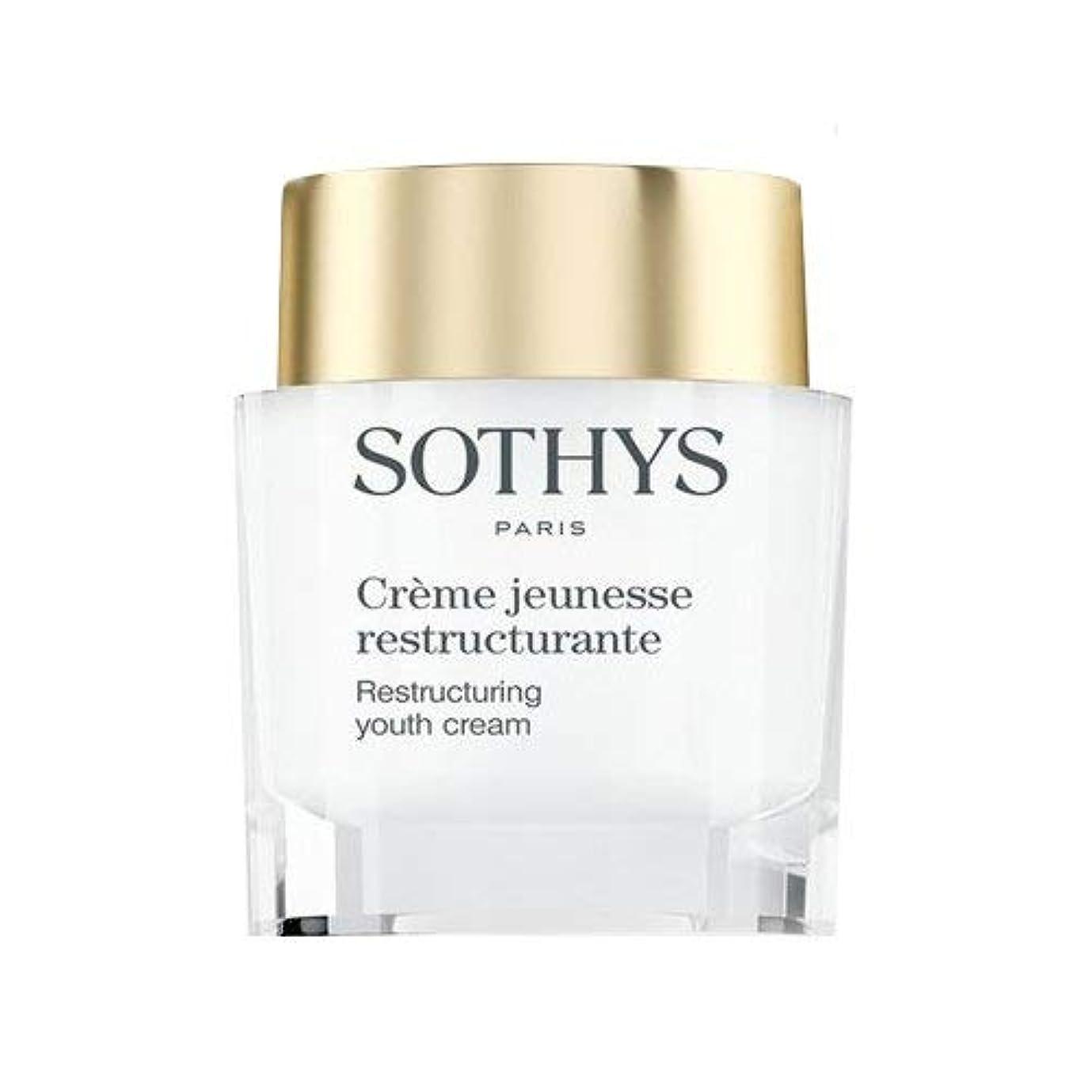 休戦放送つかの間Sothys Restructuring Youth Cream 50ml/1.69oz並行輸入品