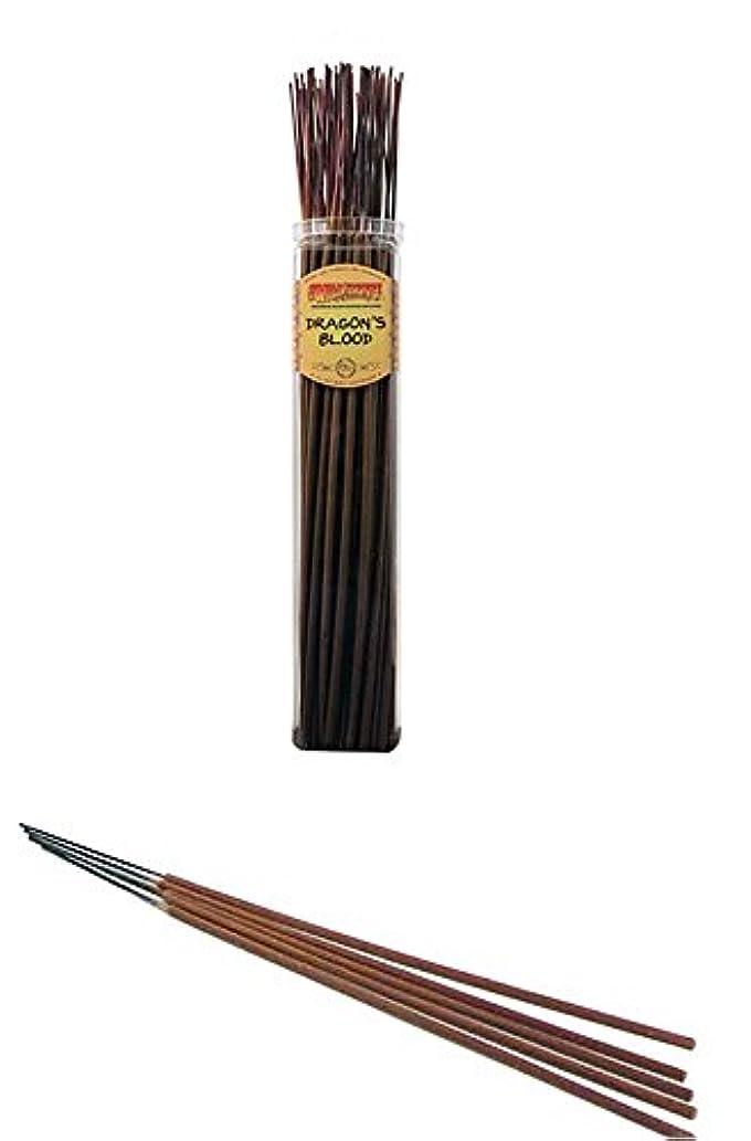 集中絡み合い家事ドラゴンブラッド – Wild Berry Highly Fragranced Large Incense Sticks