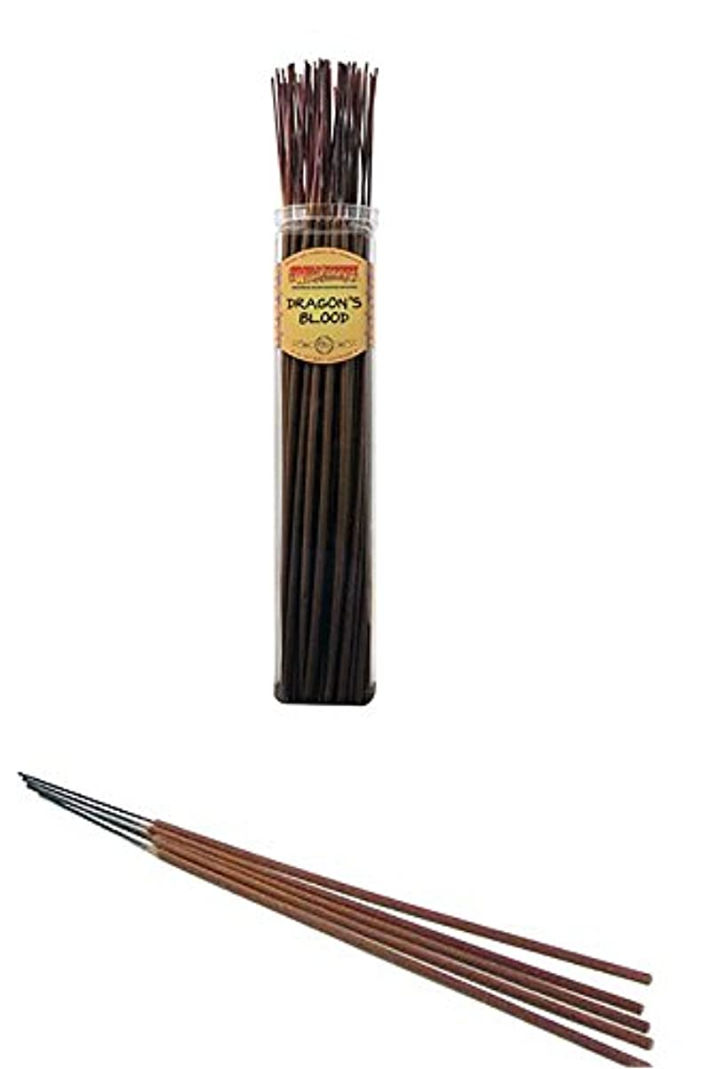 濃度スラダムウェイトレスドラゴンブラッド – Wild Berry Highly Fragranced Large Incense Sticks