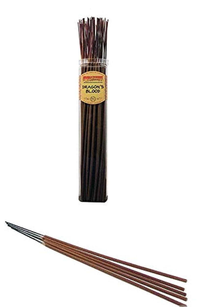 ドラゴンブラッド – Wild Berry Highly Fragranced Large Incense Sticks