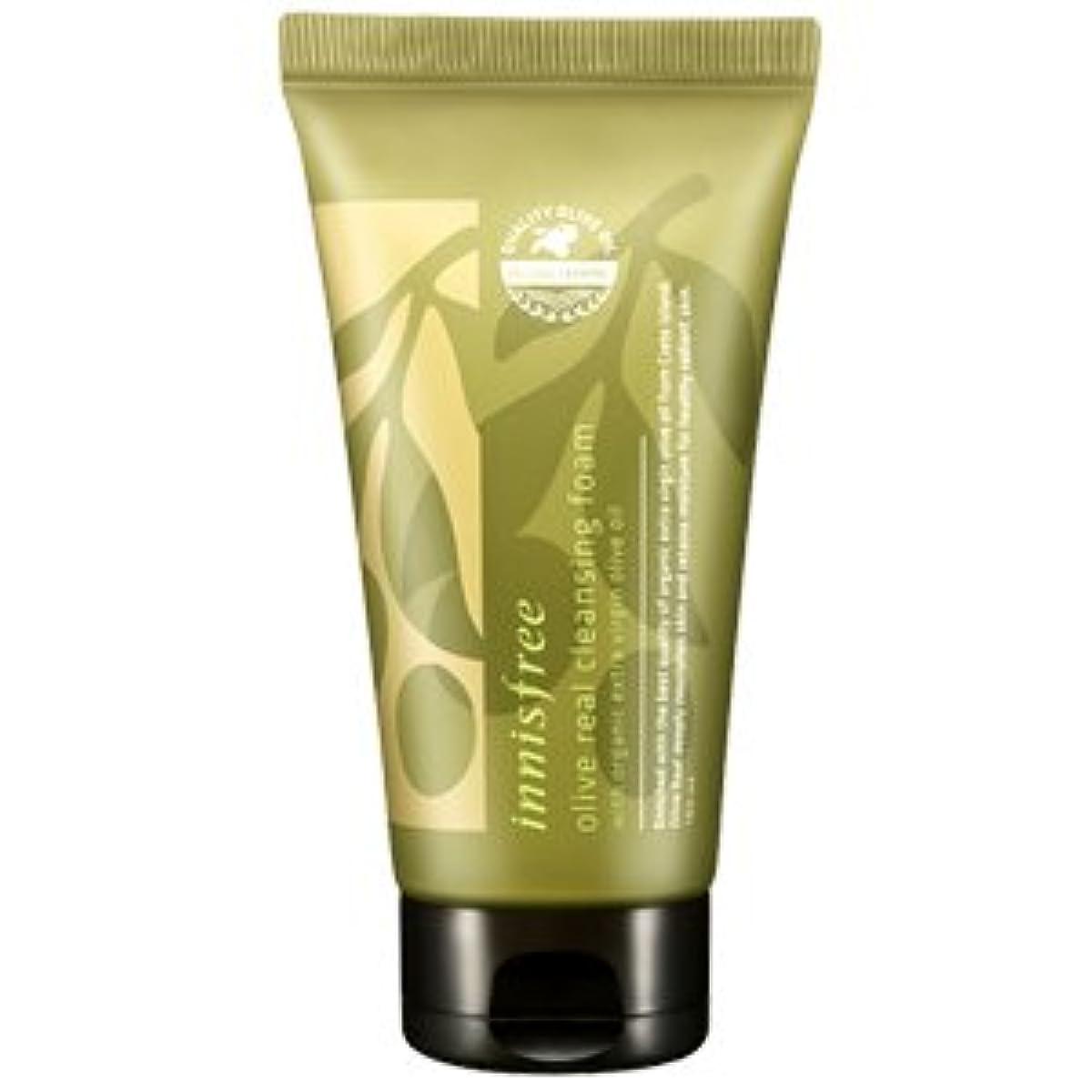 内なるネブ拍車innisfree(イニスフリー) Olive real cleansing foam AD オリーブ リアル クレンジング フォーム 150ml