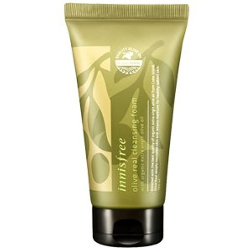 innisfree(イニスフリー) Olive real cleansing foam AD オリーブ リアル クレンジング フォーム 150ml