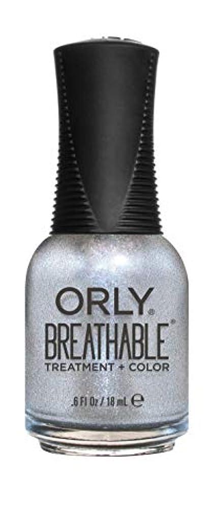 倒産移民灌漑ORLY Breathable Lacquer - Treatment+Color - Elixir - 18 mL / 0.6 oz