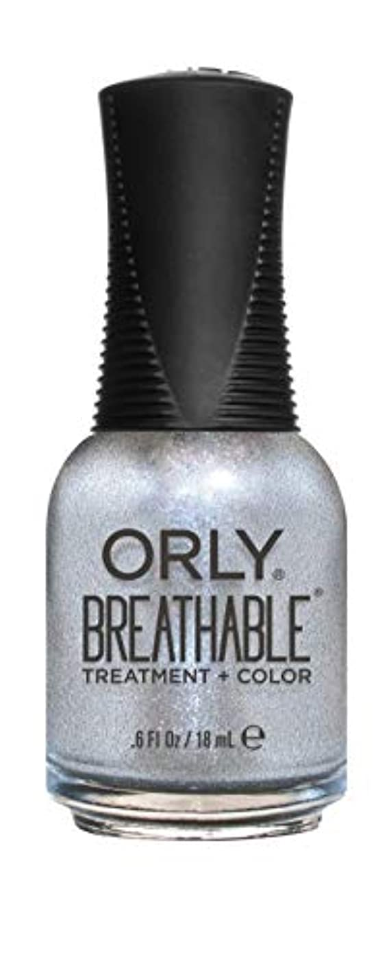 品揃え例示する確かめるORLY Breathable Lacquer - Treatment+Color - Elixir - 18 mL / 0.6 oz