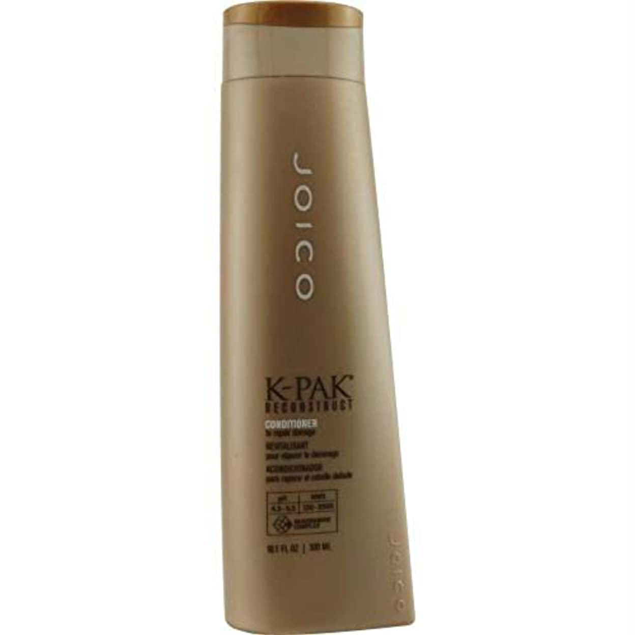フィッティングトークン活気づくby Joico K PAK RECONSTRUCT DAILY CONDITIONER FOR DAMAGED HAIR 10.1 OZ by JOICO