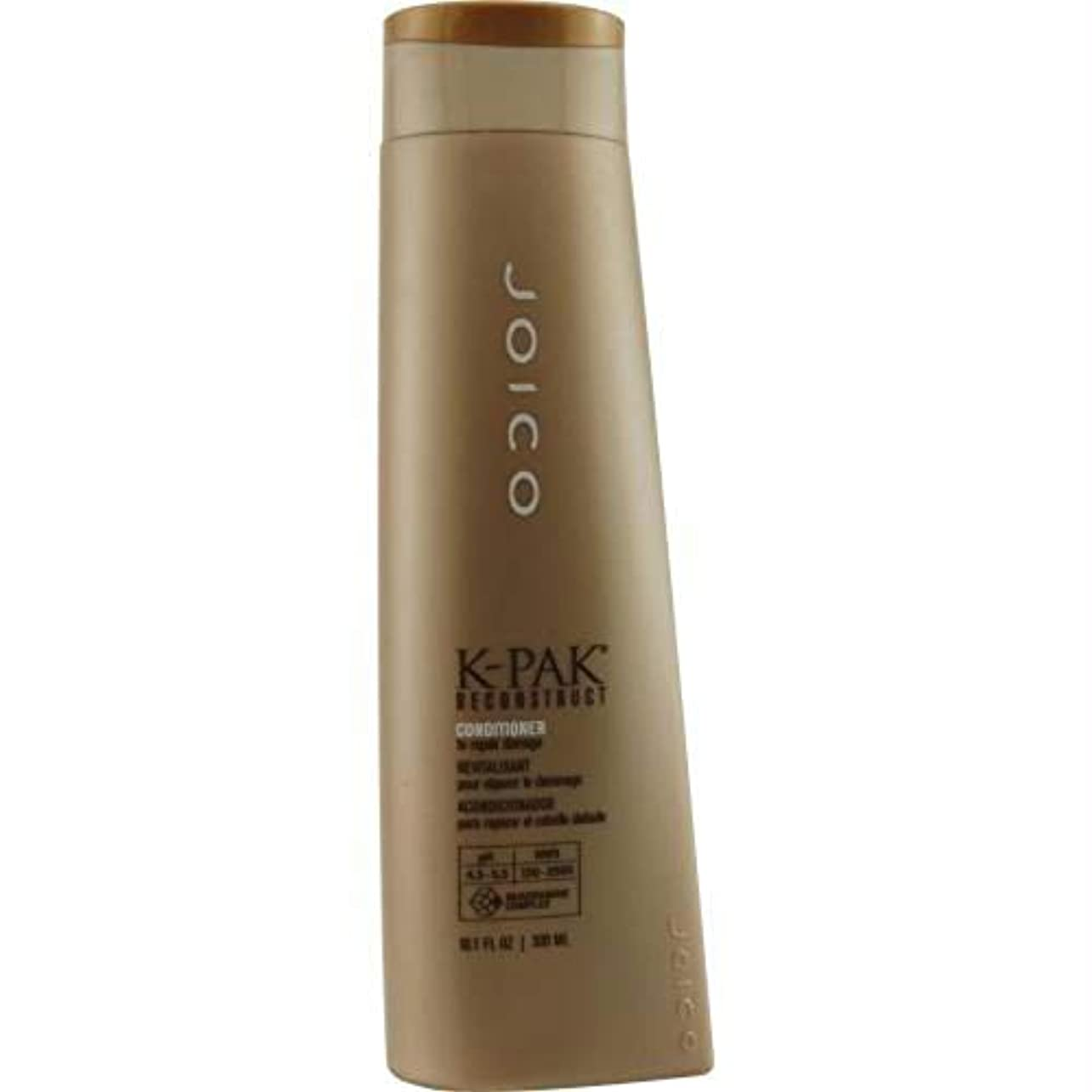 出撃者ちらつきずんぐりしたby Joico K PAK RECONSTRUCT DAILY CONDITIONER FOR DAMAGED HAIR 10.1 OZ by JOICO