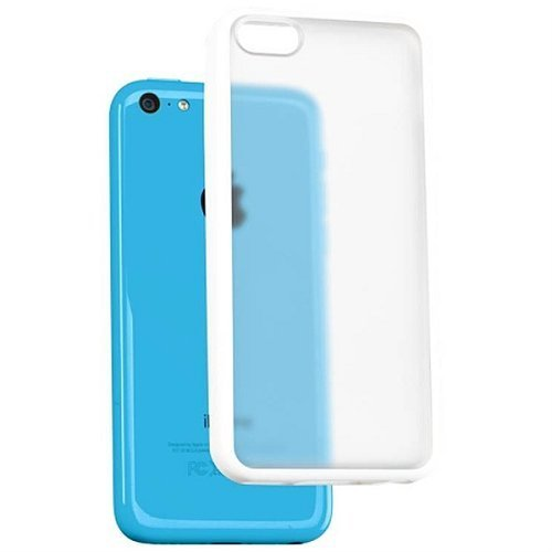 Ventev Durashell Case for iPhone 5c - Carrying Case - Retail Packaging - Clear/Black [並行輸入品]