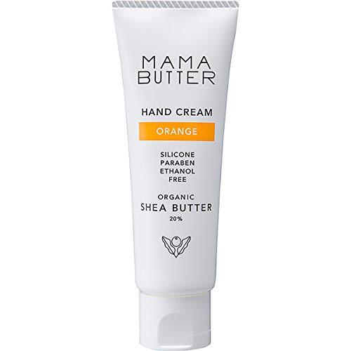 ママバター ママバター MAMA BUTTER ハンドクリーム オレンジ 40gの画像
