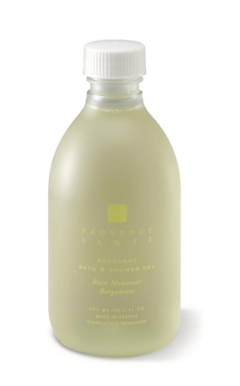 スリットびっくりに付けるProvence Sante PS Shower Gel Bergamot, 10.2 Ounces bottle by Provence Sante [並行輸入品]