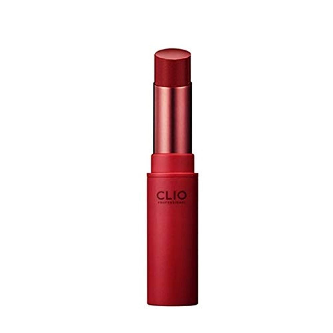 ガジュマルほとんどの場合顔料クリオマッドマットリップADリップスティック韓国コスメ、Clio Mad Matte Lips AD Lipstick Korean Cosmetics [並行輸入品] (18. deep cranberry)