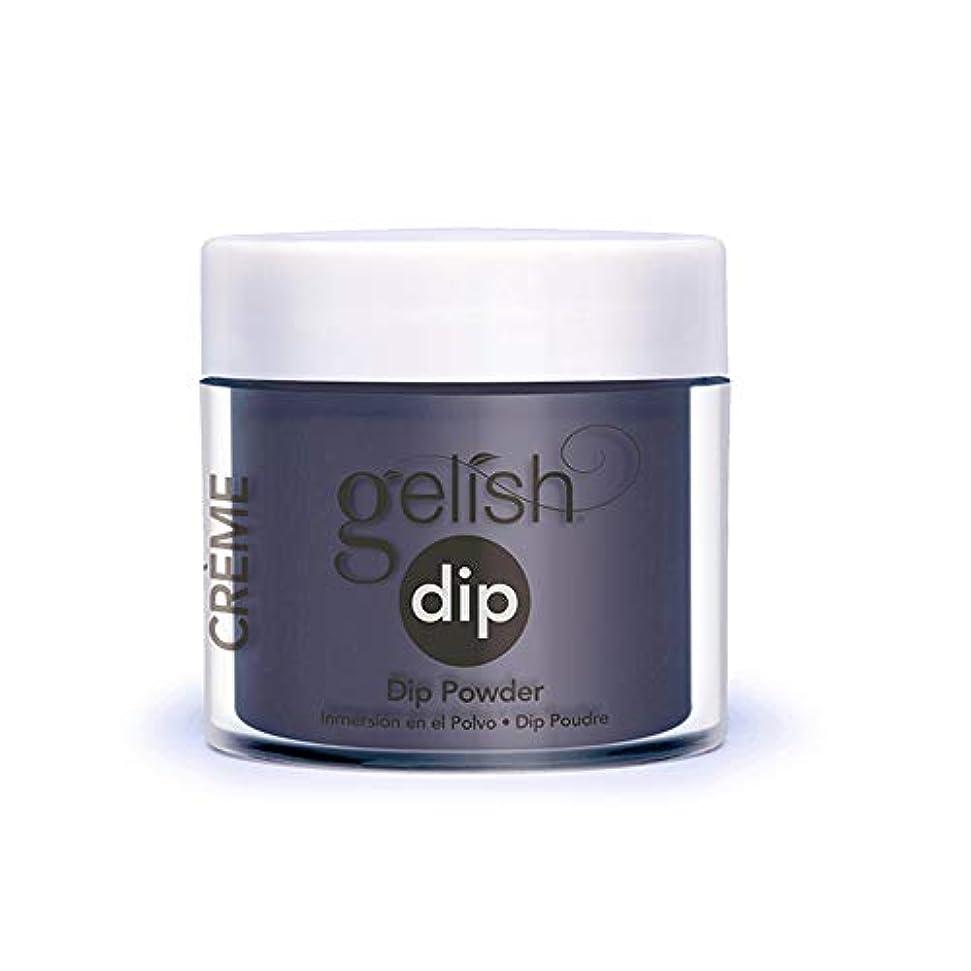 キラウエア山敵対的適切にHarmony Gelish - Acrylic Dip Powder - Denim Du Jour - 23g / 0.8oz