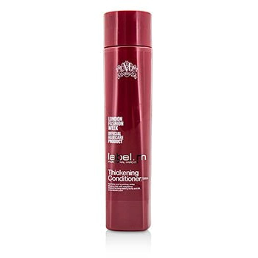 蒸し器準備する疑い者[Label.M] Thickening Conditioner (Hydrates and Nourishes Whilst Infusing Hair with Weightless Volume For Long-Lasting...