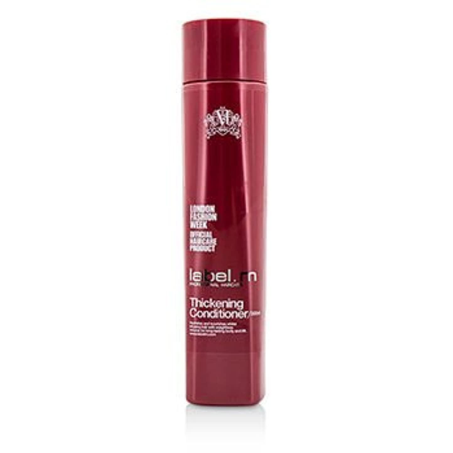 毛細血管に沿って戦艦[Label.M] Thickening Conditioner (Hydrates and Nourishes Whilst Infusing Hair with Weightless Volume For Long-Lasting...