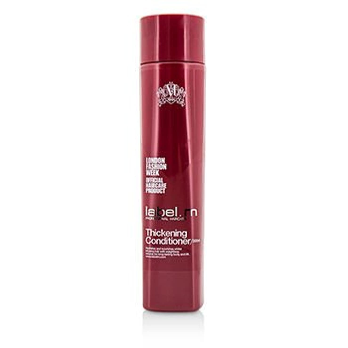 動く補助雇う[Label.M] Thickening Conditioner (Hydrates and Nourishes Whilst Infusing Hair with Weightless Volume For Long-Lasting...
