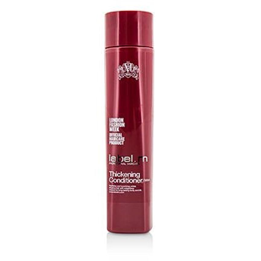 音楽家留め金合理化[Label.M] Thickening Conditioner (Hydrates and Nourishes Whilst Infusing Hair with Weightless Volume For Long-Lasting...