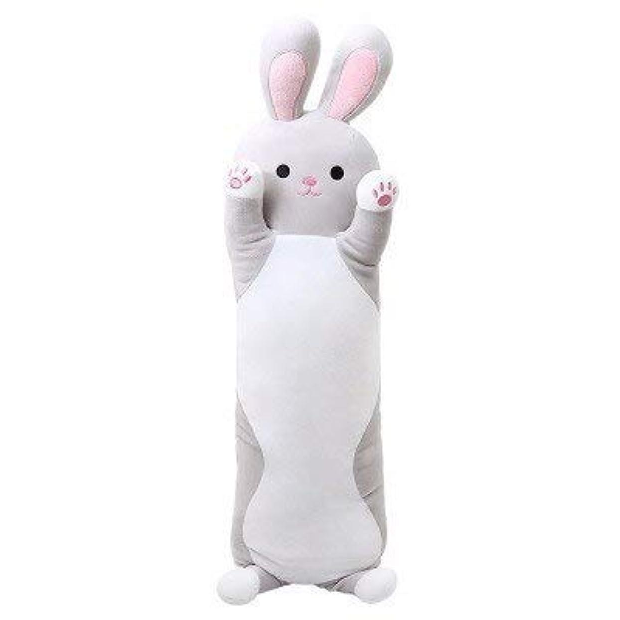 感嘆苦しむマーチャンダイザーLIFE センチメートルウサギのぬいぐるみロング睡眠枕を送信するために女の子 Almofada クッション床 Coussin Cojines 装飾 Overwatch クッション 椅子