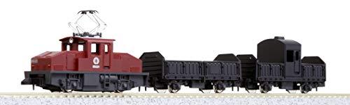 KATO Nゲージ チビ凸セット いなかの街の貨物列車 10-504-1 鉄道模型 ディーゼル機関車