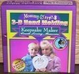 Mommy & Me Keepsake Maker: 3-D Hand Molding Kit by Keepsake Maker