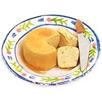 Dovewill 人形の家 装飾 食品 モデル 1/12スケール ドールハウス用 全6種類選ぶ  - クッキー食品プレート型