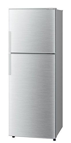 シャープ 冷蔵庫 2ドア 225Lタイプ シルバー SJ-D23B-S