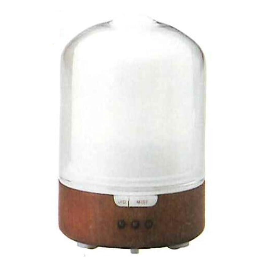 高潔な蒸発する解決ラドンナ アロマディフューザー トモリ ブラウン?ADF04-TMR-BR
