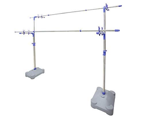 エカンズ『ステンレス伸縮式物干し台ブローベース付(KSB-100)』