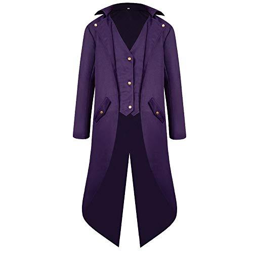 ジャケット コート メンズ 中世ヨーロッパ ステージ衣装 D...