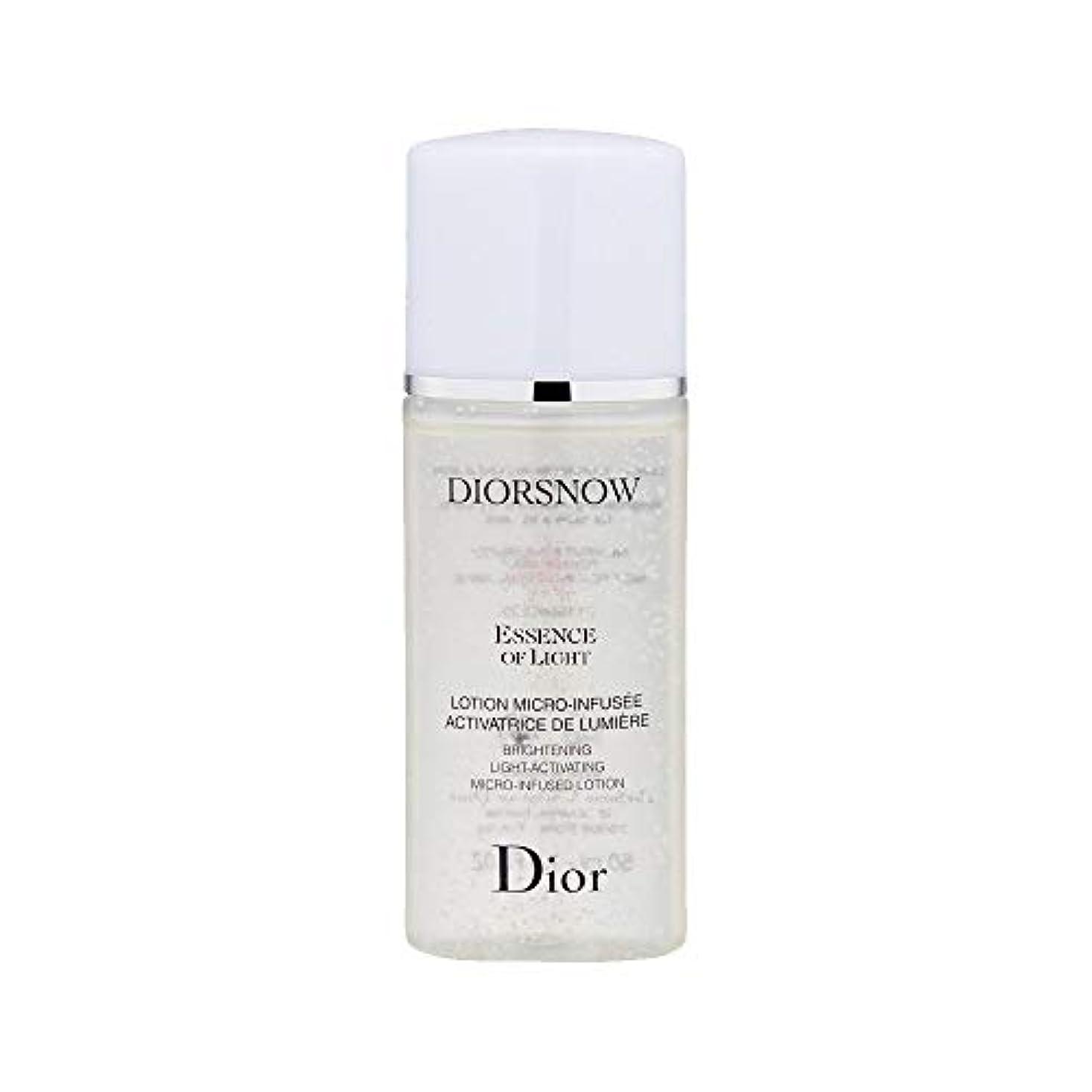 インチフェードアウト科学的ディオール(Dior) 【ミニサイズ】スノー ブライトニング エッセンスローション [並行輸入品]