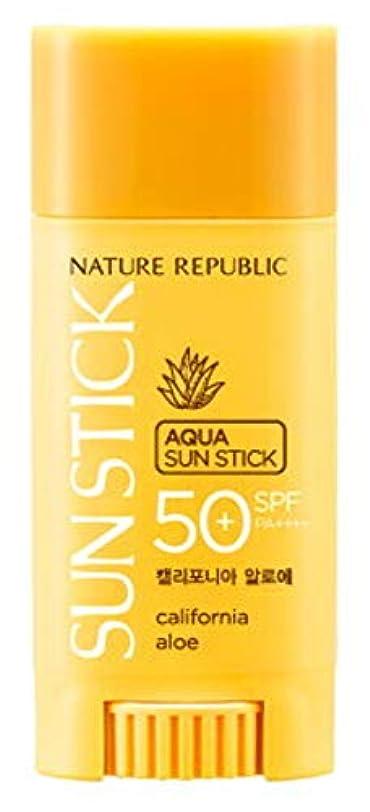 導出去る風味正規輸入品 NATURE REPUBLIC(ネイチャーリパブリック) CA AL サンスティック SPF50+ PA++++ 15g