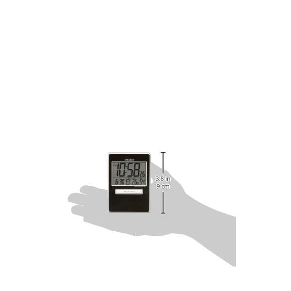セイコー クロック 目覚まし時計 トラベラ 電...の紹介画像5