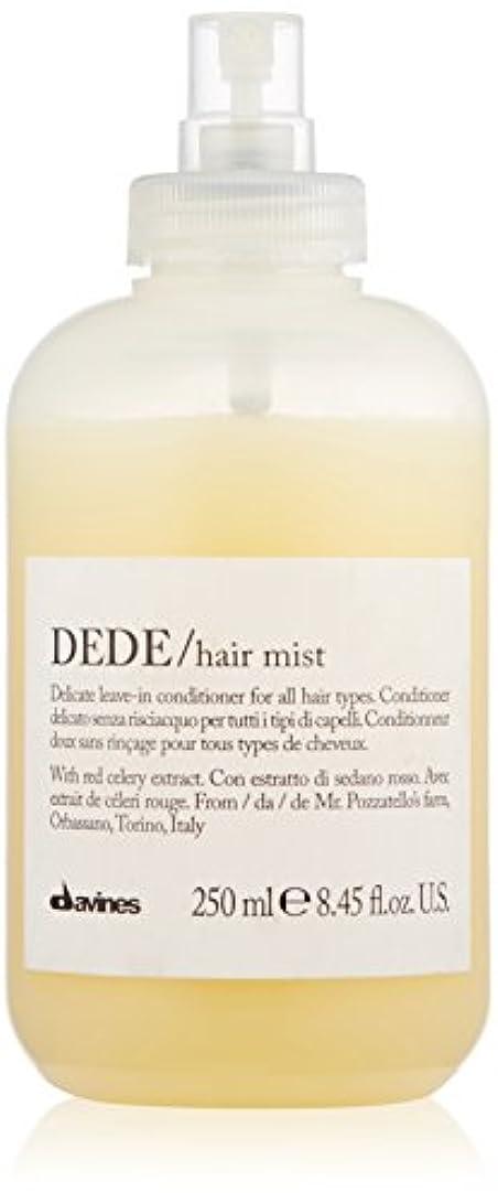 対角線下位一元化するダヴィネス Dede Hair Mist Delicate Leave-In Conditioner (For All Hair Types) 250ml/8.45oz