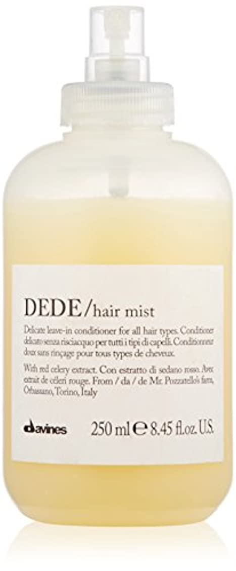 ゴールドレイア適合しましたダヴィネス Dede Hair Mist Delicate Leave-In Conditioner (For All Hair Types) 250ml/8.45oz