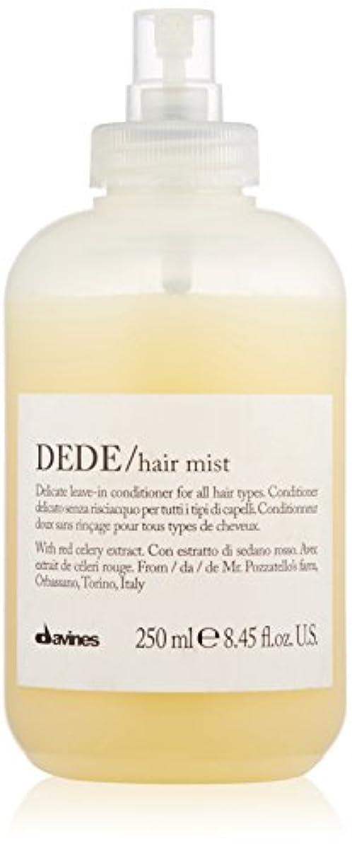 ヘルメットキャラバン事実ダヴィネス Dede Hair Mist Delicate Leave-In Conditioner (For All Hair Types) 250ml/8.45oz
