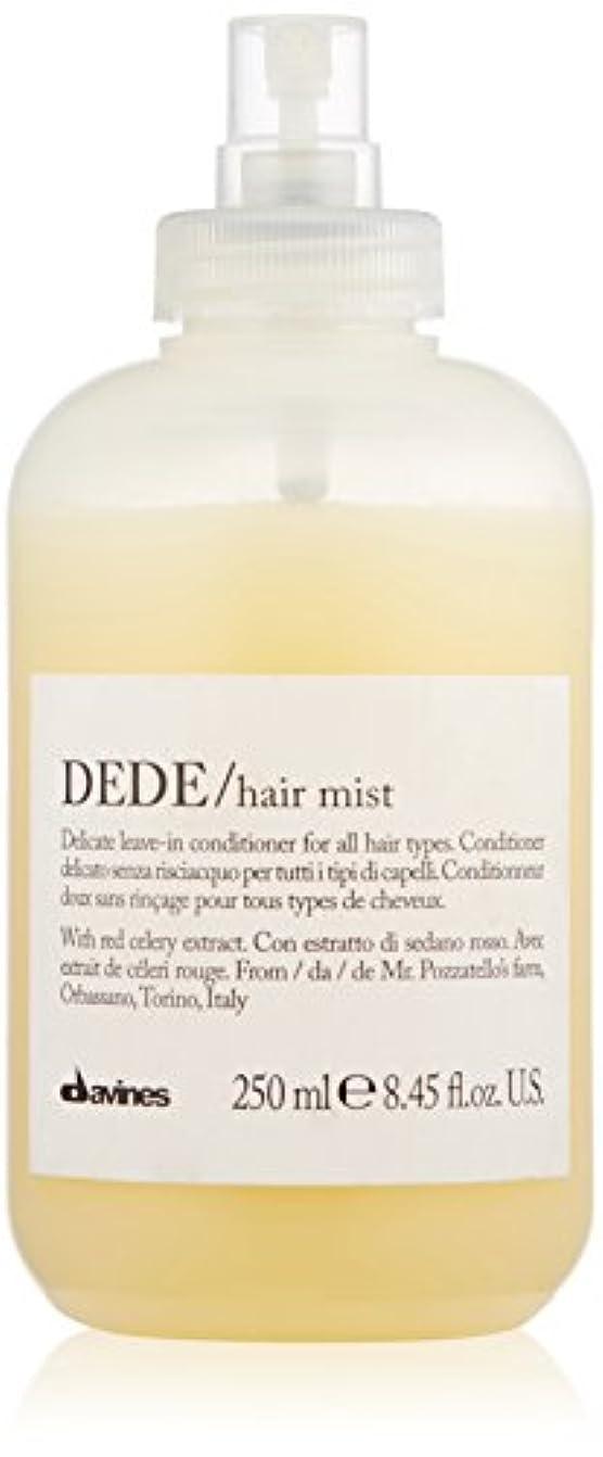 ギャングスター失礼な却下するダヴィネス Dede Hair Mist Delicate Leave-In Conditioner (For All Hair Types) 250ml/8.45oz