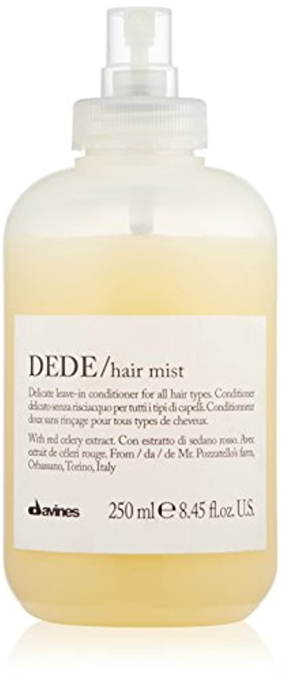 栄光電気陽性判読できないダヴィネス Dede Hair Mist Delicate Leave-In Conditioner (For All Hair Types) 250ml/8.45oz