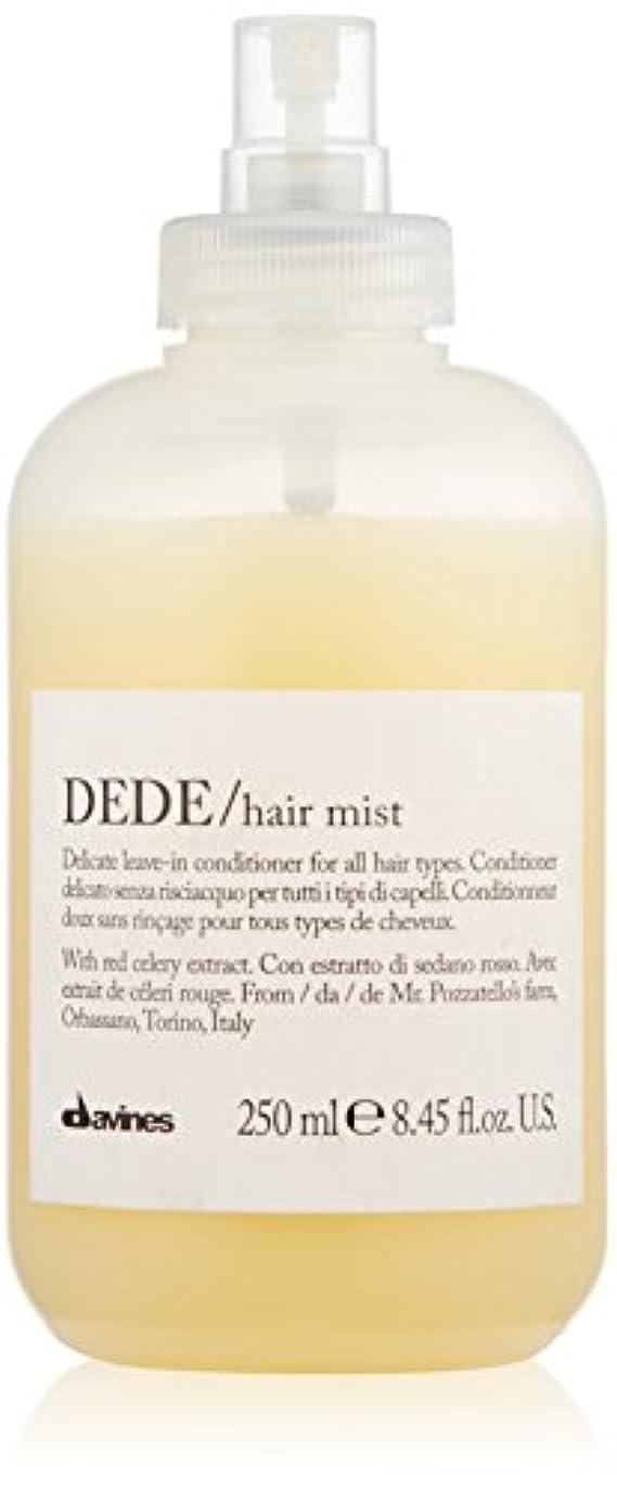 起きている艦隊にぎやかダヴィネス Dede Hair Mist Delicate Leave-In Conditioner (For All Hair Types) 250ml/8.45oz