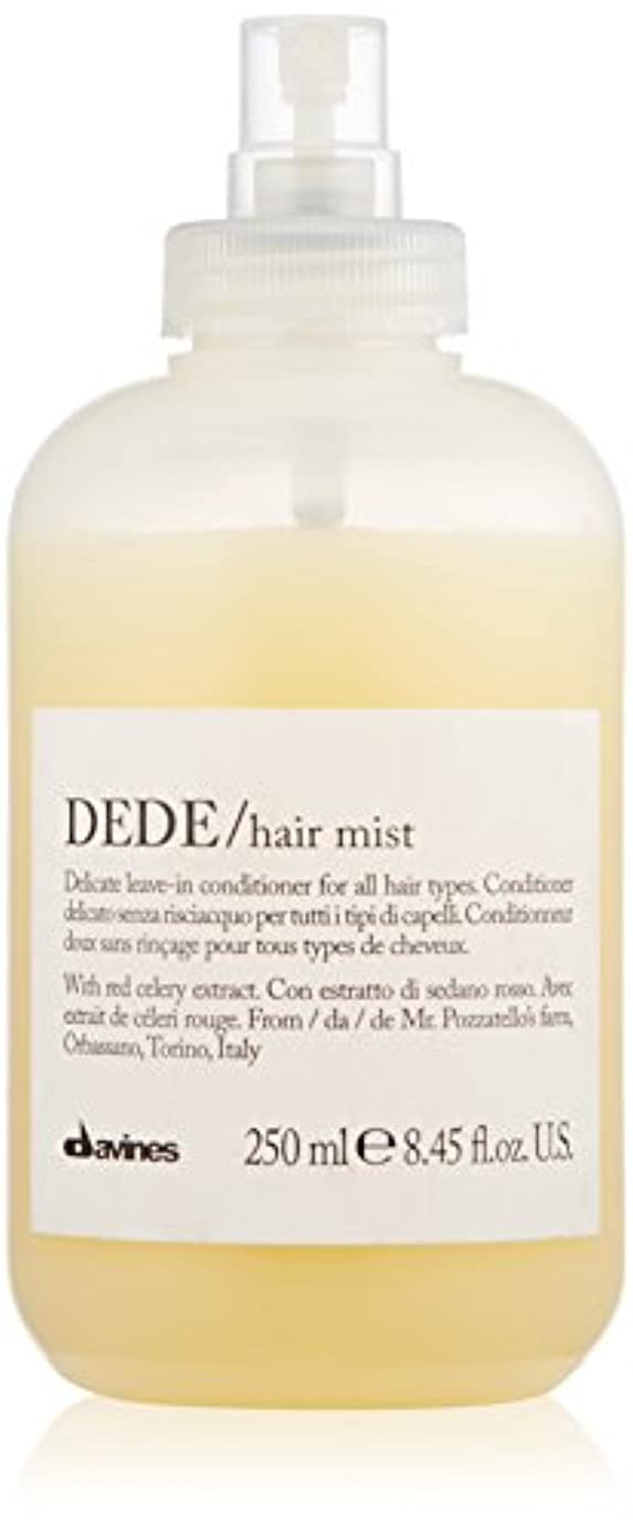 臭い取り組むやめるダヴィネス Dede Hair Mist Delicate Leave-In Conditioner (For All Hair Types) 250ml/8.45oz