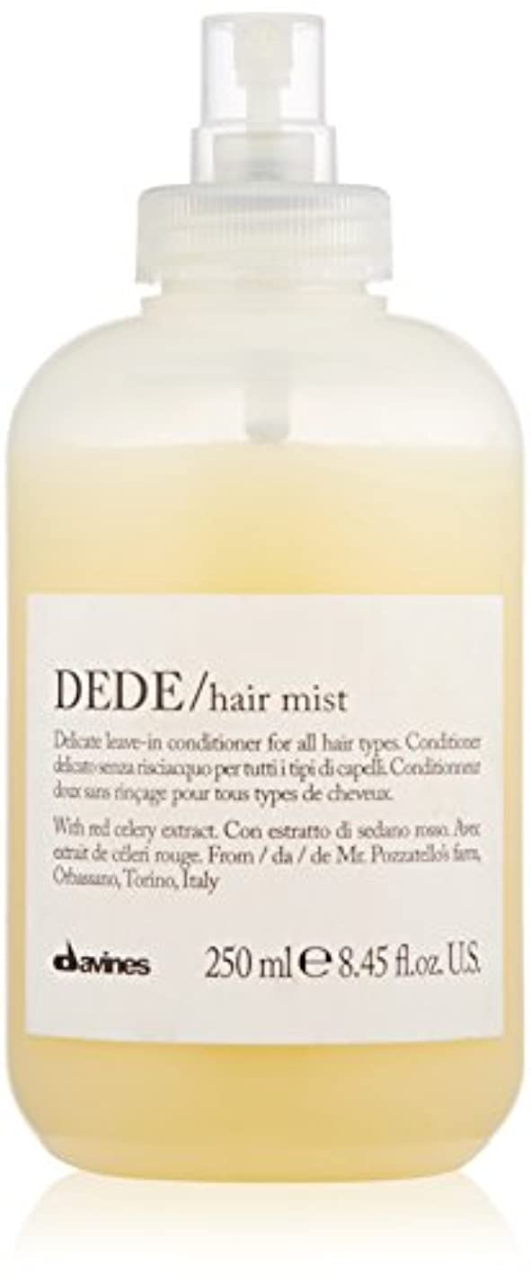 脳風刺無傷ダヴィネス Dede Hair Mist Delicate Leave-In Conditioner (For All Hair Types) 250ml/8.45oz