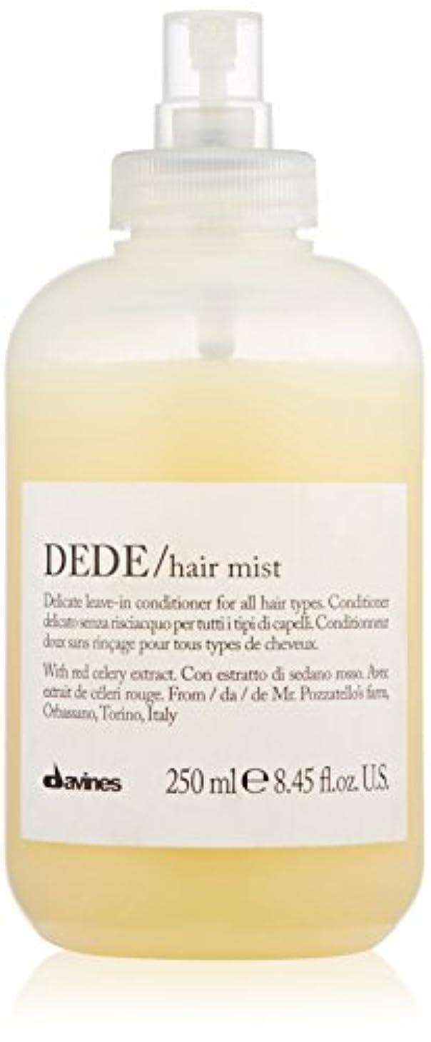 ゴミ箱肺炎インストラクターダヴィネス Dede Hair Mist Delicate Leave-In Conditioner (For All Hair Types) 250ml/8.45oz