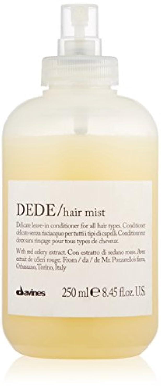 ダヴィネス Dede Hair Mist Delicate Leave-In Conditioner (For All Hair Types) 250ml/8.45oz