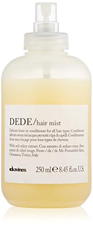 治安判事火山の振る舞いダヴィネス Dede Hair Mist Delicate Leave-In Conditioner (For All Hair Types) 250ml/8.45oz