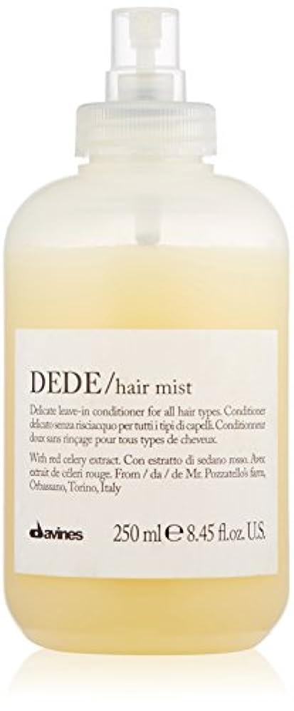 ハチ病気深めるダヴィネス Dede Hair Mist Delicate Leave-In Conditioner (For All Hair Types) 250ml/8.45oz