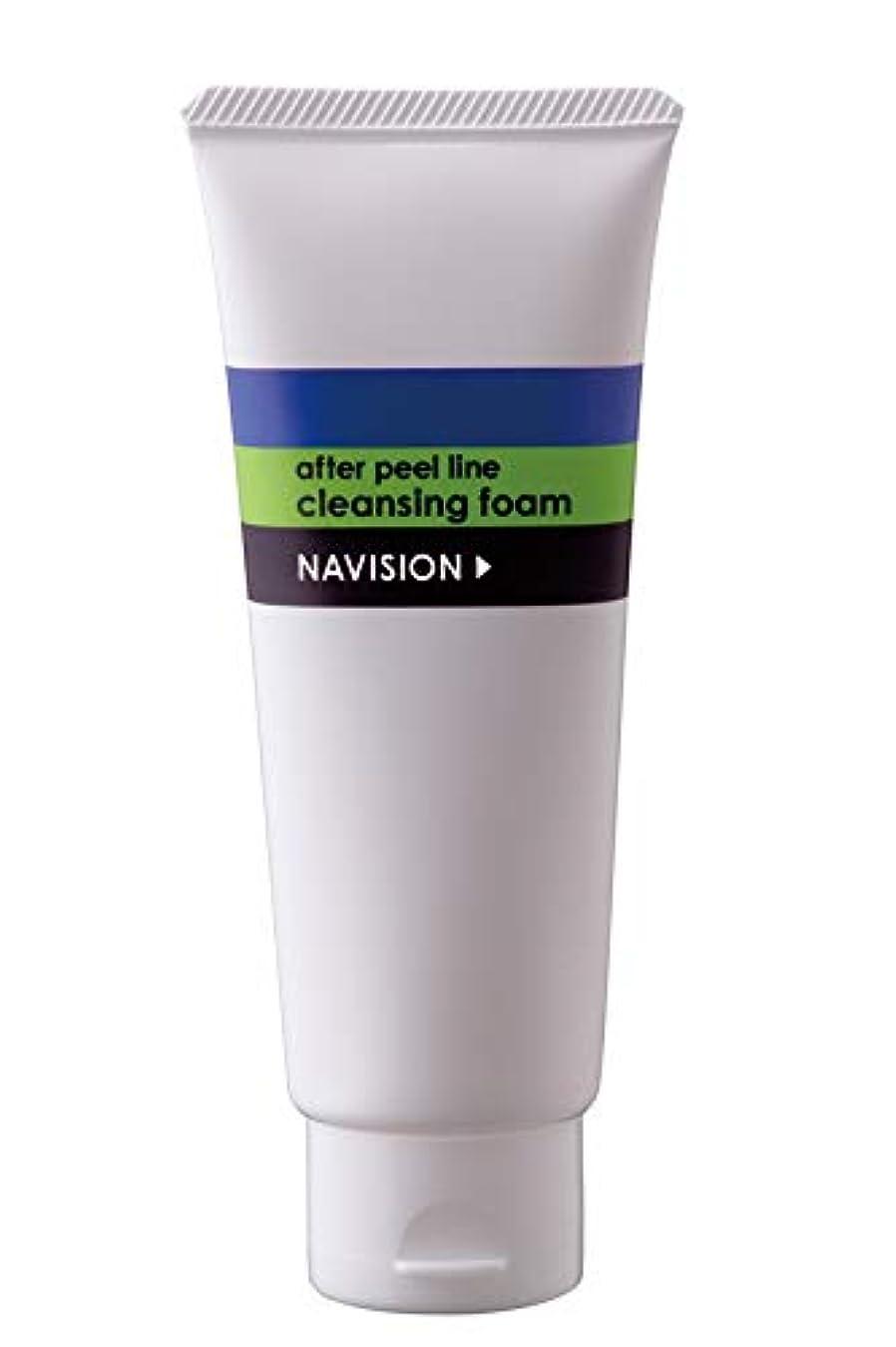 刺激する冷蔵庫置換ナビジョン NAVISION クレンジングフォーム ~資生堂 洗顔料